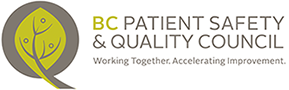 Logo BC Patient Safety & Quality Council